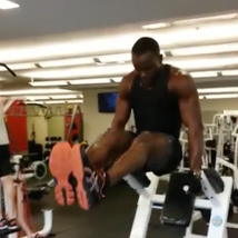 Stabilization leg raises Very advanced core exercise. A strength core exercise made harder by the added stabilization. Work the hip flexors as well , not recommended for those with tight hip flexors.