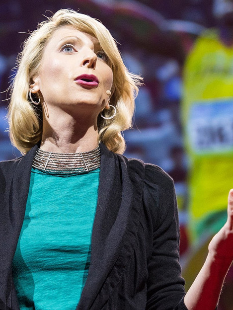 Your Body Language May Shape Who You Are - Amy Cuddy