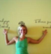 Amber Gilbertson Yoga