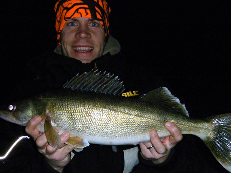 Ice Fishing Preview: Southeast Lakes Benefit from Recent High Waters