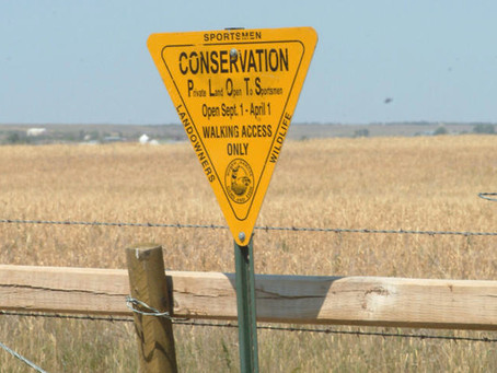 Habitat and Access: Keys to ND's Outdoor Economy