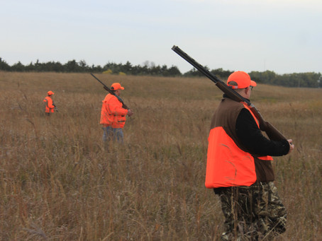 Conservation Notes: Maintaining our hunting tradition