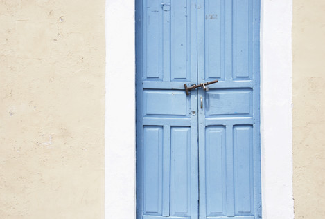 Door Series | Yellow