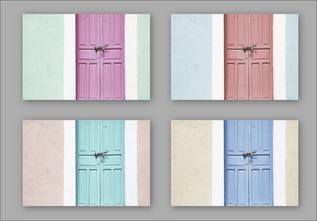 Warhol Doors