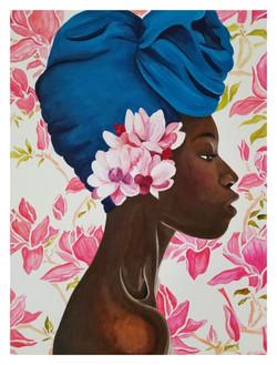 Thyla Arden - Title: Magnolia Dream