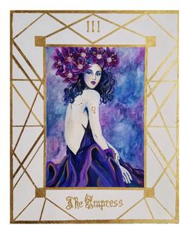 The Empress Tarot C