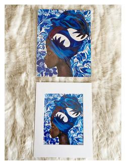 Cerulean Dream Prints