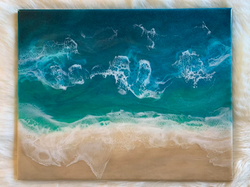 Jean Anderson   - Title: Shimmering Waters