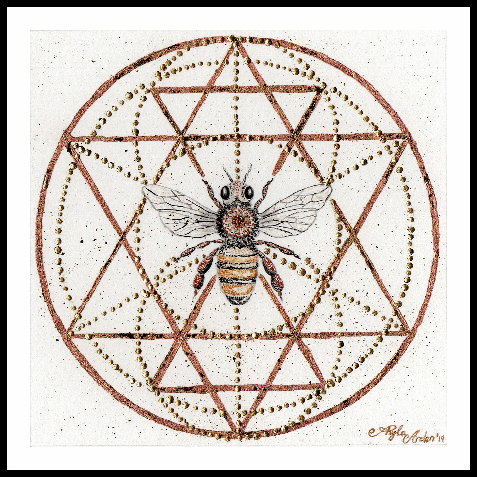 Honey Bee Geometry I