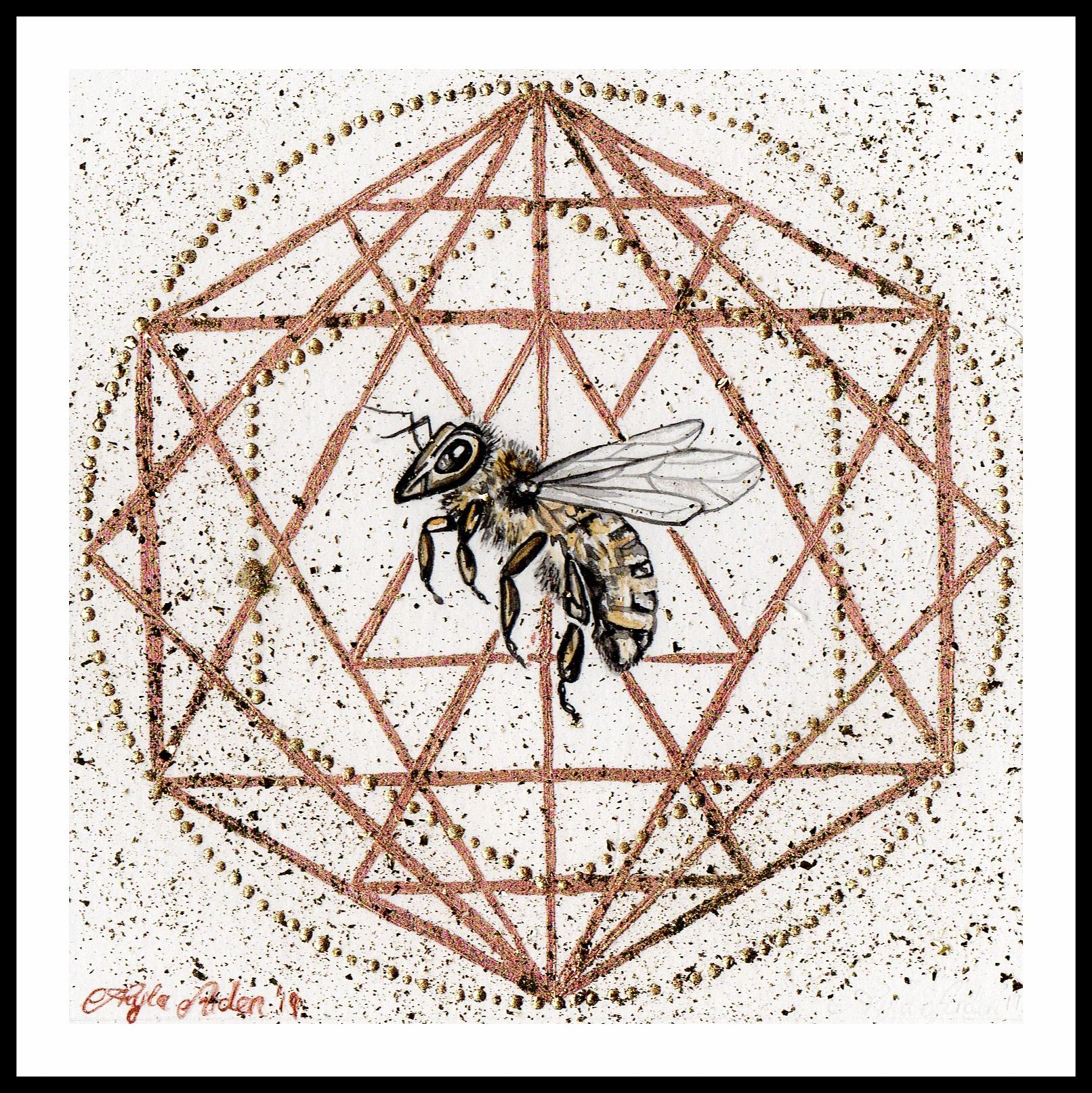 Sacred Bee II