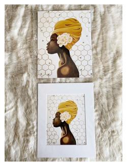 The Queen Prints