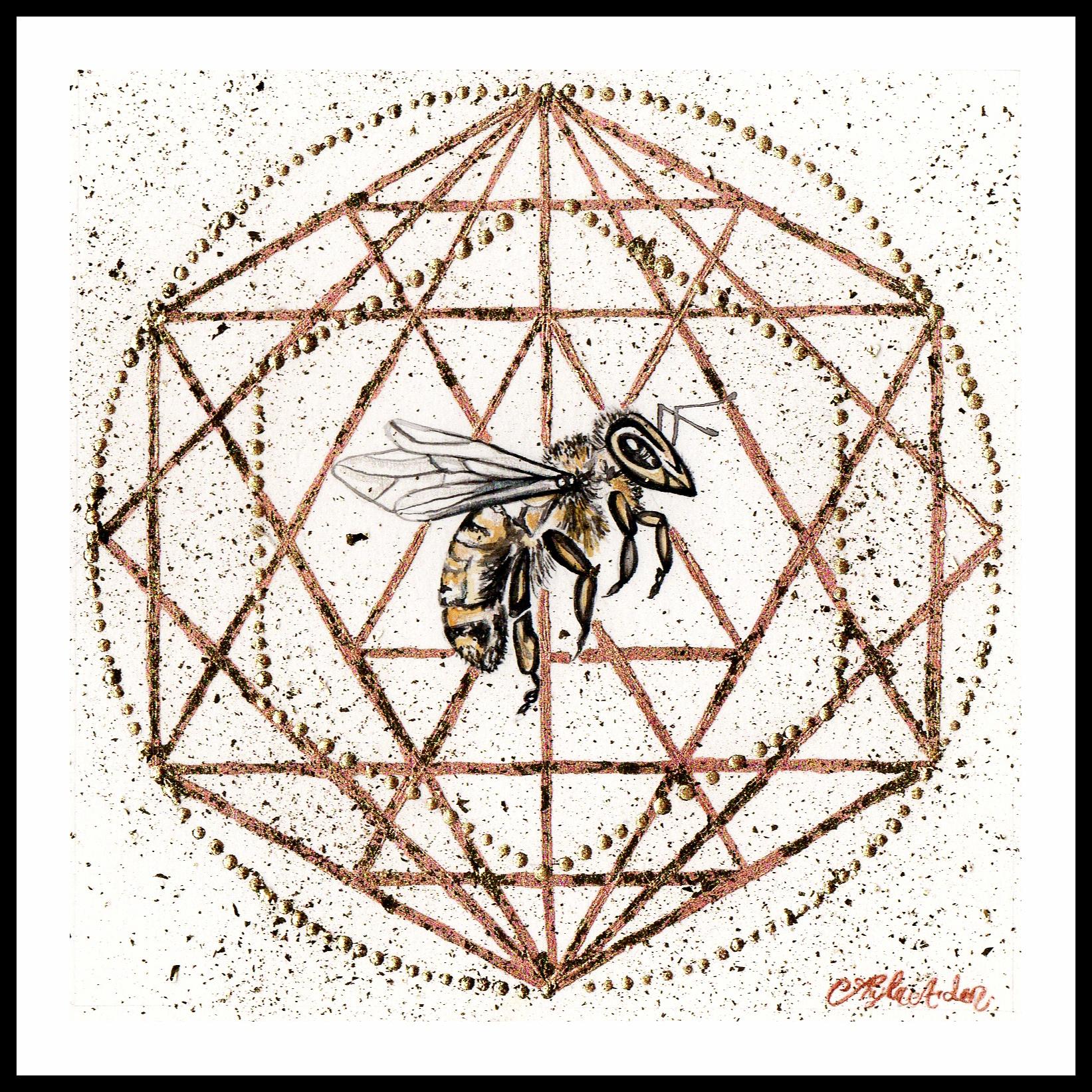 Sacred Bee I