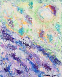 Irene Hassler - Title: Moonlit