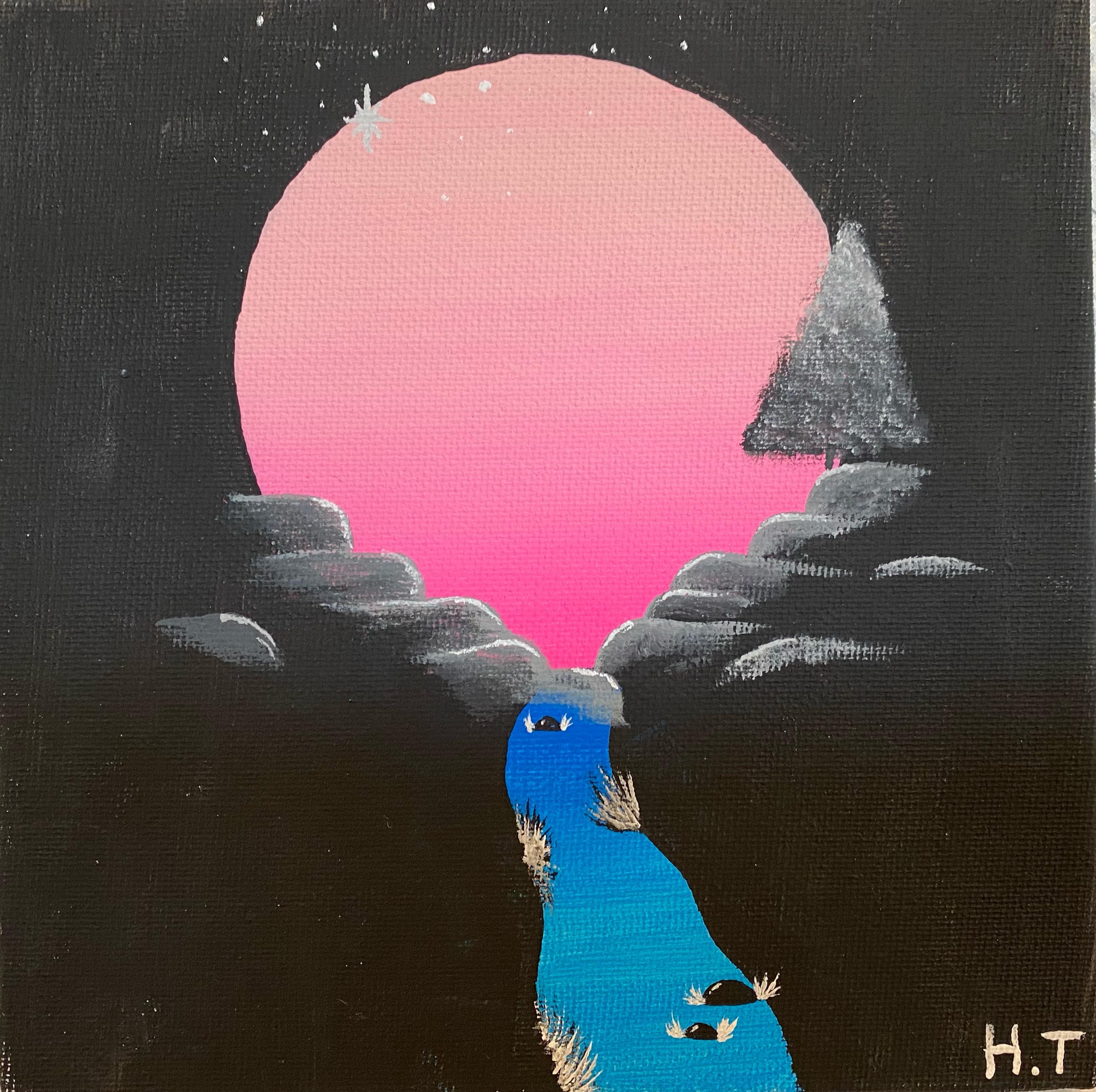 Hailie Title: Midnight Walk