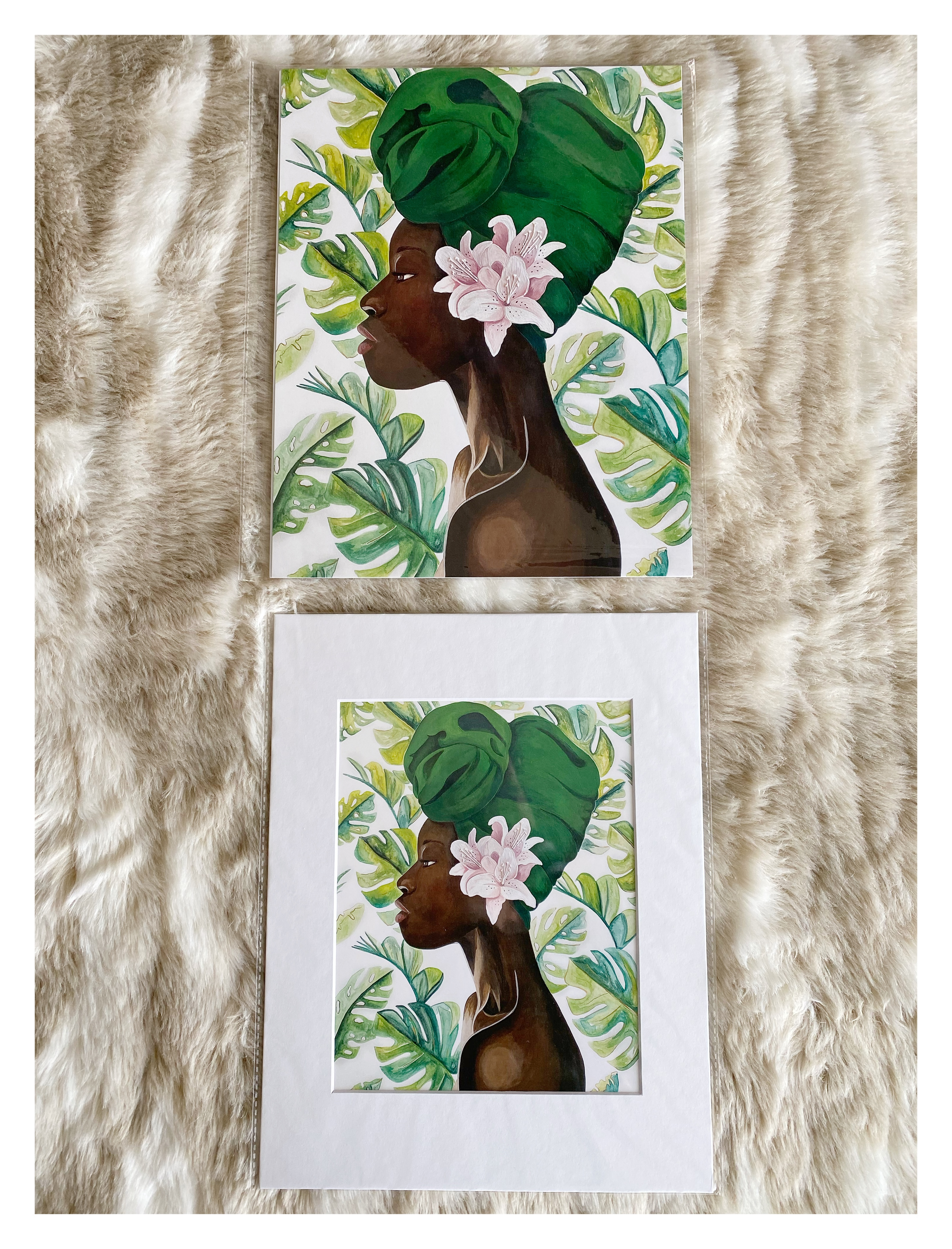 Monstera Dream Prints