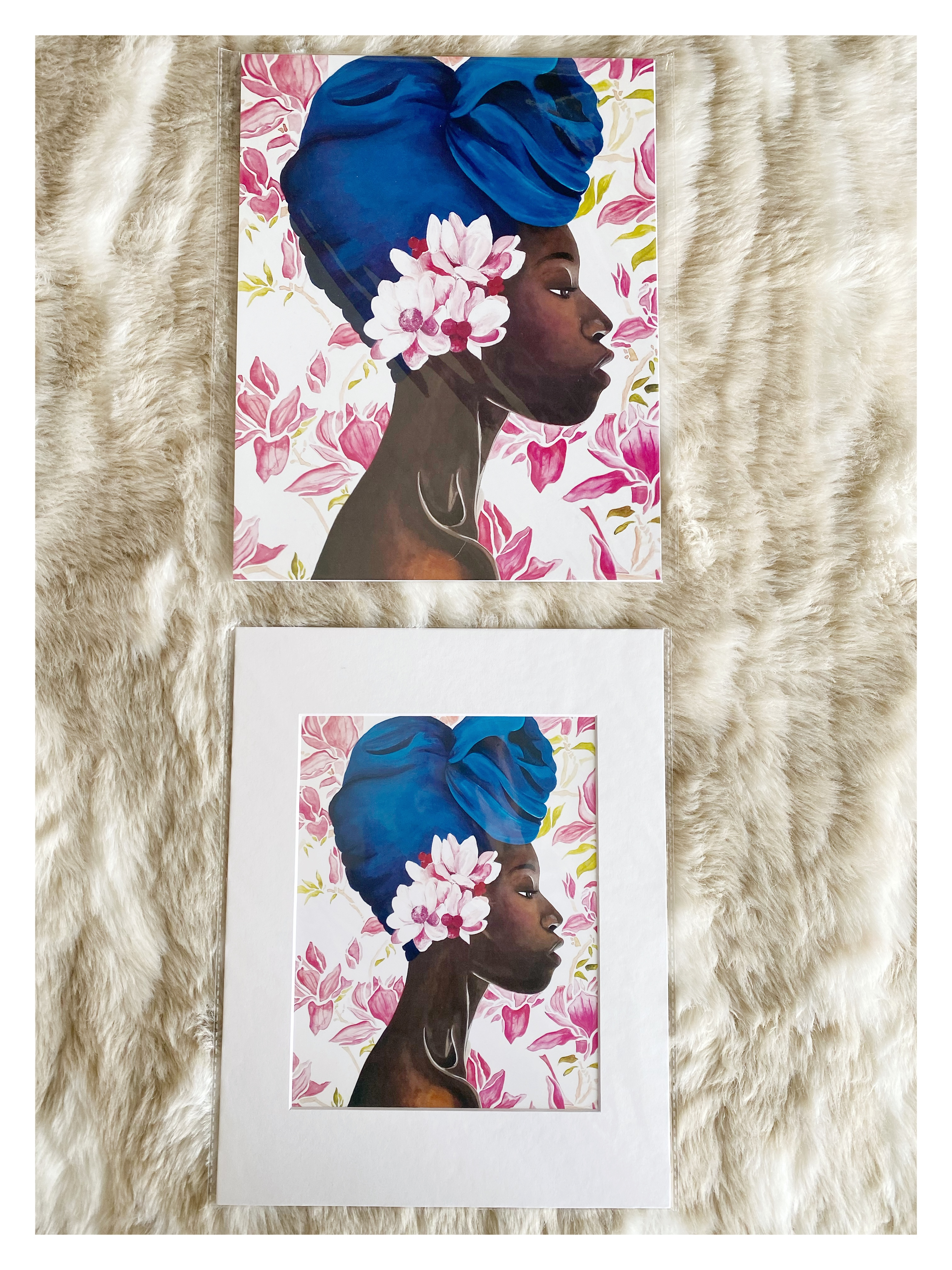 Magnolia Dream Prints