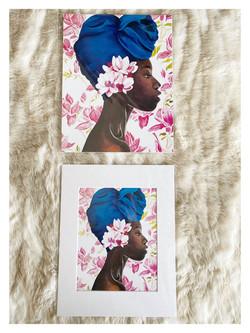 Magnolia Dream Prints
