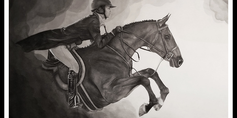 Equine Art SHow at Emerald Downs