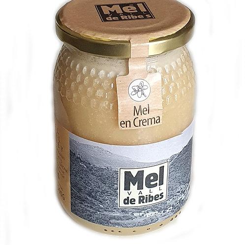 Mel en crema 500g