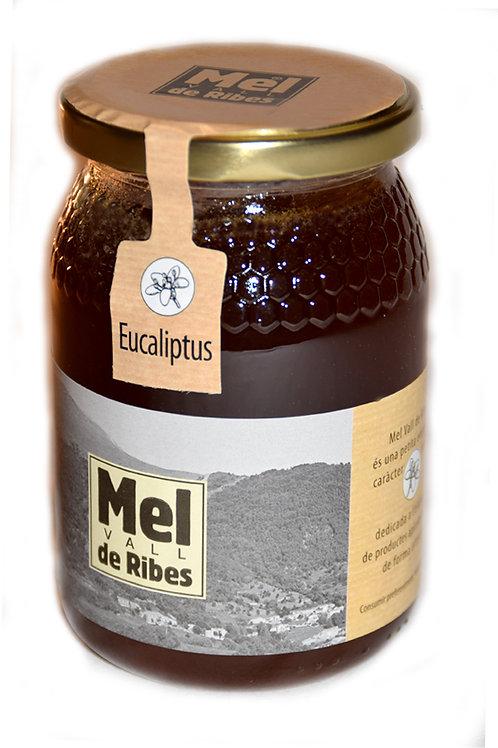 Mel d'eucaliptus. 500g.