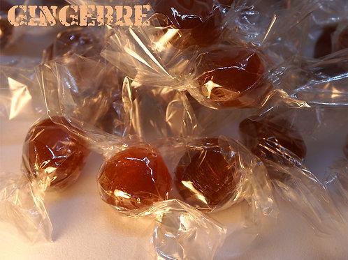 Caramels de mel i GINGEBRE