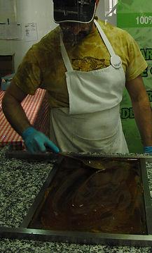 Caramels artesans de mel