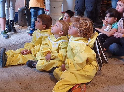 Experiència apiturística  - INFANTIL- 4 a 14 anys