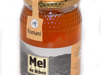 Usos i beneficis de la mel de romaní