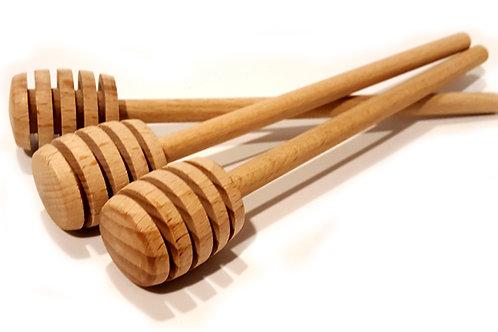 Molinet. Cullera de fusta per la mel