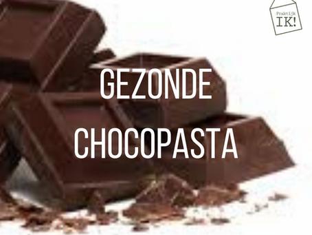 Chocopasta op een healthy way