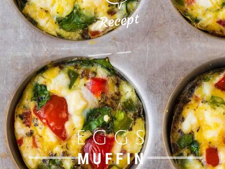 Hartige muffins (8-12 stuks)