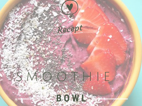 Smoothiebowl red