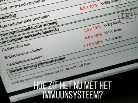 Hoe werkt het immuunsysteem nu?