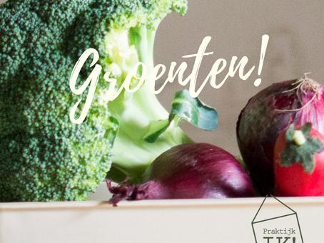 Groenten, groenten en....groenten!
