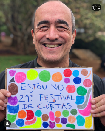 Francisco Cesar Filho no Festival de Curtas