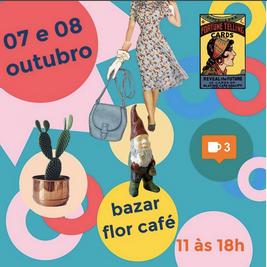 flyer bazar outubro