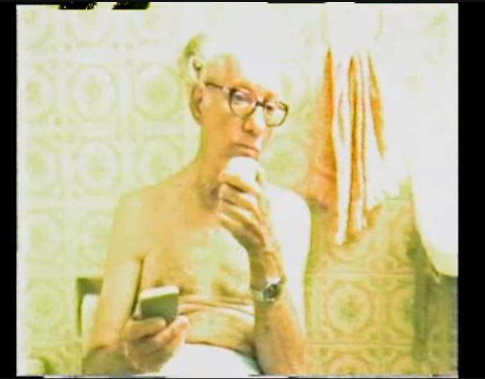 Video clip com o meu pai