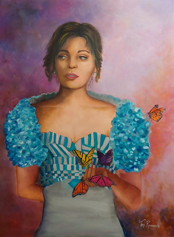 Vanessa's Butterflies
