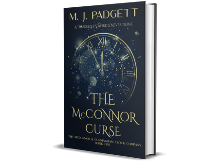 The McConnor Curse - Chapter One Preview