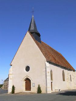 Eglise Morlac