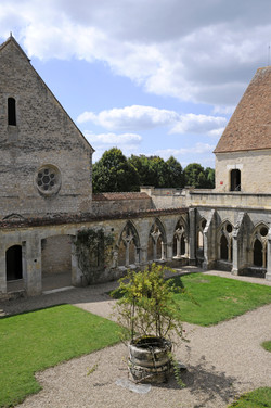 Abbaye de Noirlac -AD2T