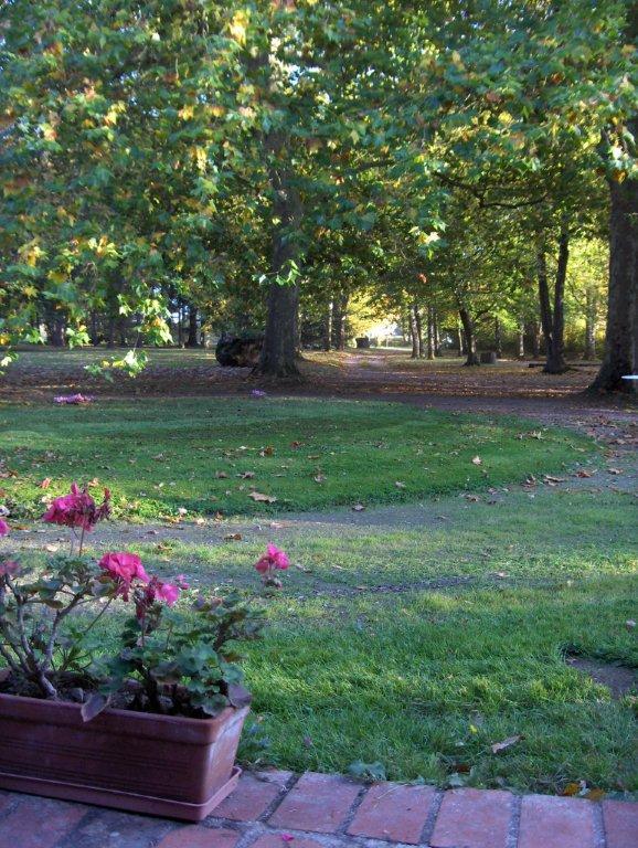 parc de la Berthoderie