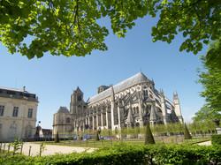 Cathédrale de Bourges AD2T