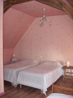 Chambre Roses Anciennes