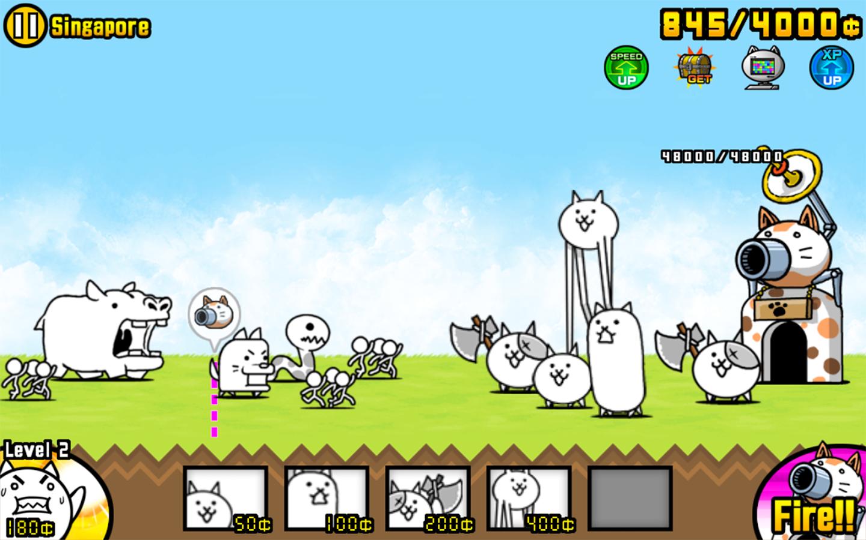 the battle cats hack apk ios