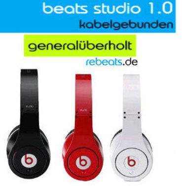 beats studio 1.0 kabelgebunden (generalüberholt)
