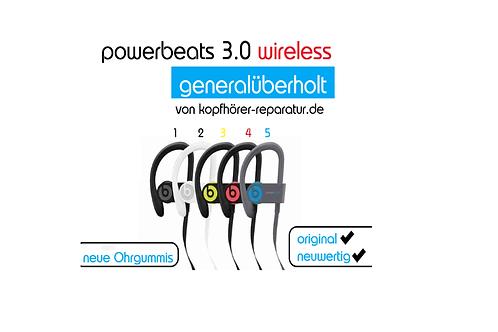 powerbeats 3.0 wireless (generalüberholt)