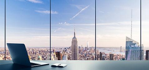 New Yorker Büro