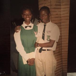 At Graduation - Class of '89
