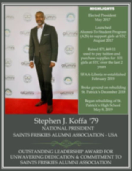 SFAA AWARDS PRESIDENT 5-25-2019 FACEBOOK